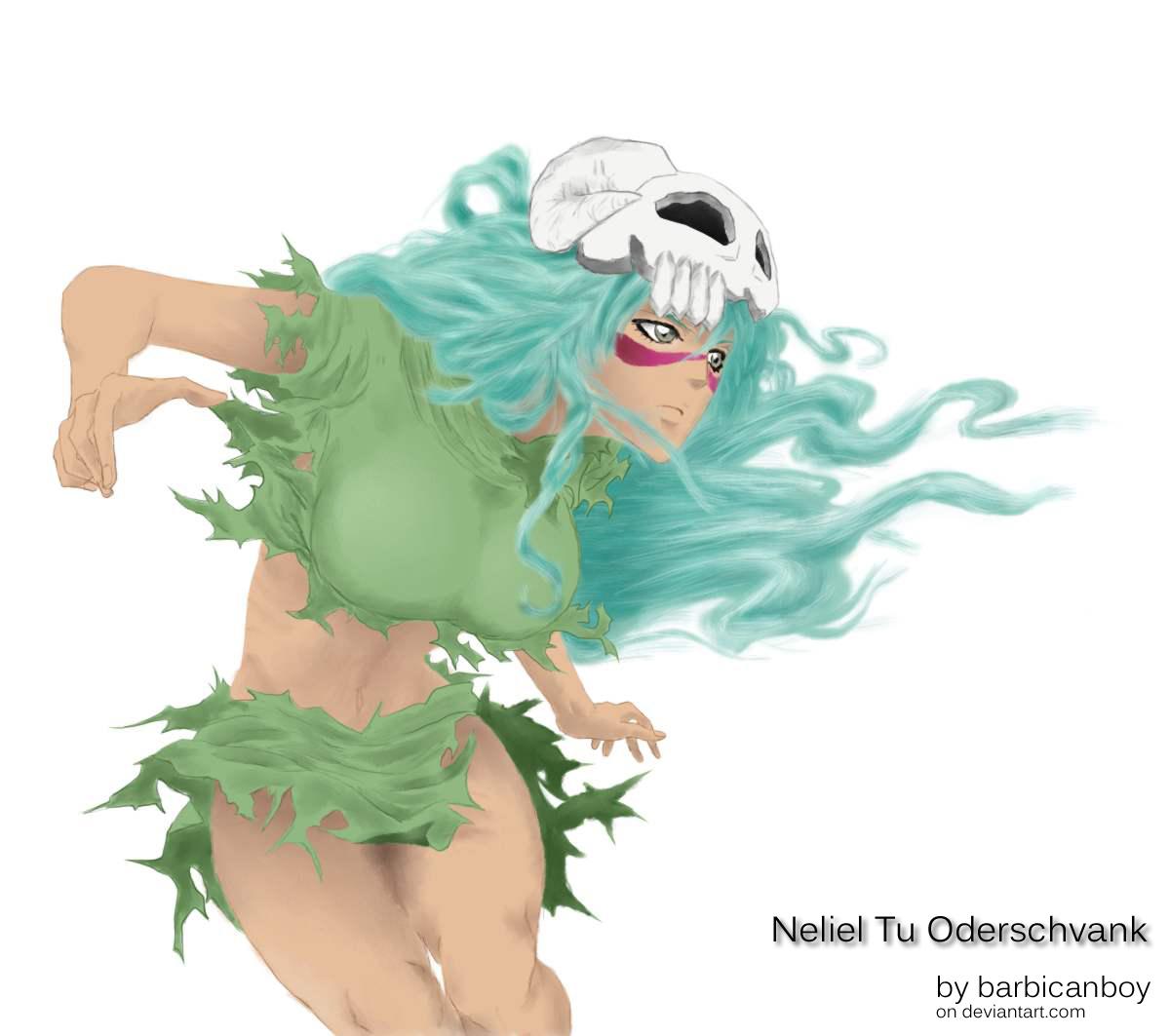 Neliel Tu Oderschvank Wallpaper: Nelliel Tu Odelschwanck 22 Fan Arts