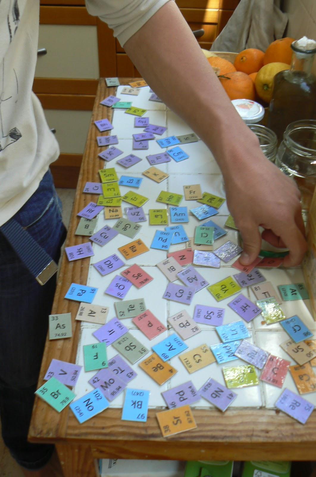 revista la universidad juego didactico de la tabla periodica youtube cienacias flavorsomefo image collections - Tabla Periodica Juegos Didacticos