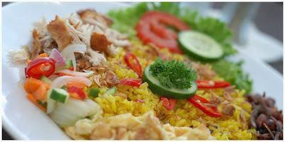 Resep Nasi Goreng Kuning Spesial Yang Nikmat