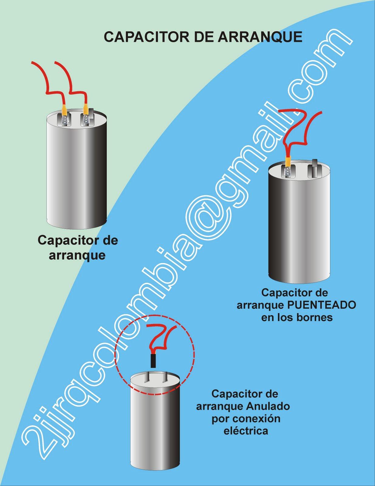 Martin n cerda tecnico en refrigeraci n prueba de un for Compresor hidroneumatico