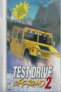 Test Drive OffRoad 2-Cover