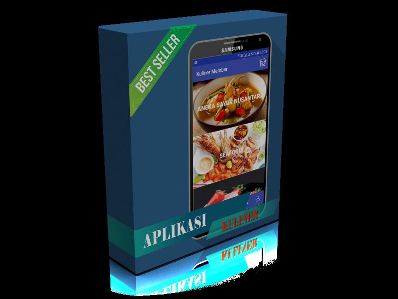 Jual Aplikasi Kuliner