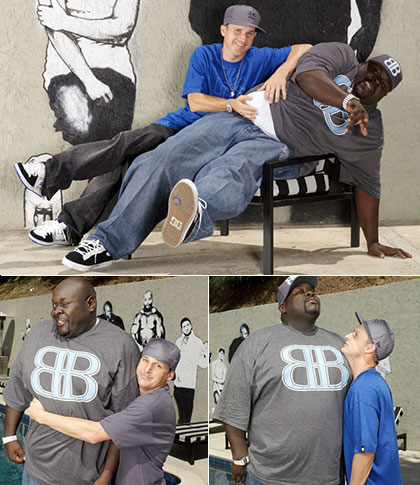 I loved watching Rob and Big