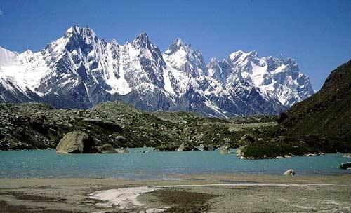 Montañas, Himalaya, Viajar, Extranjero, Turismo