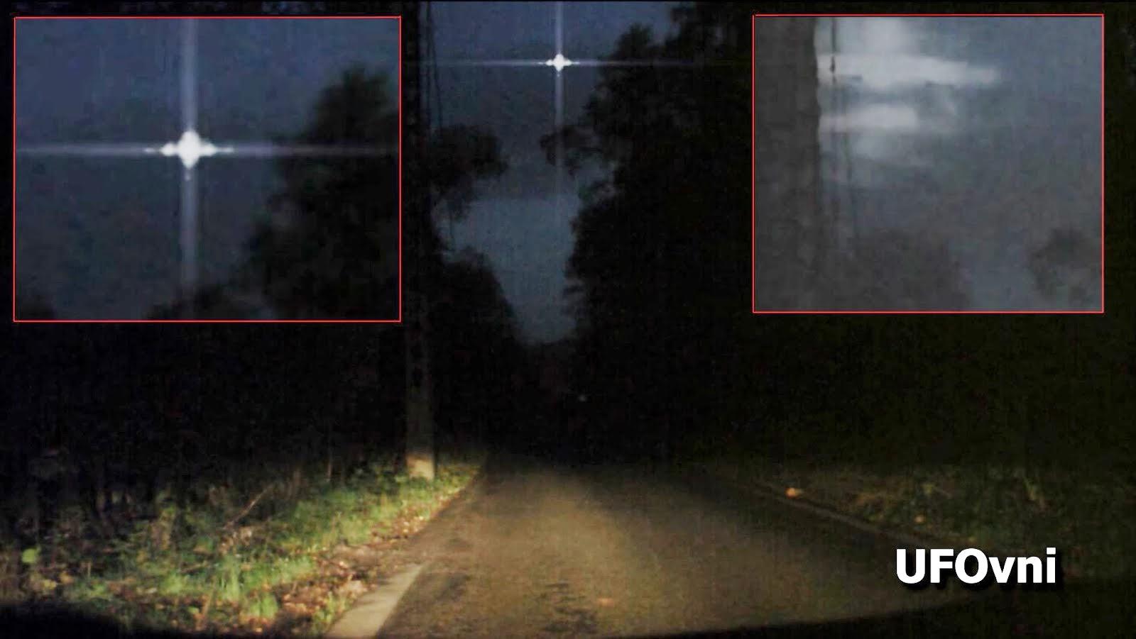 Japon: Phénomène étrange OVNI au-dessus de Tamura, Fukushima, le 7 décembre 2013