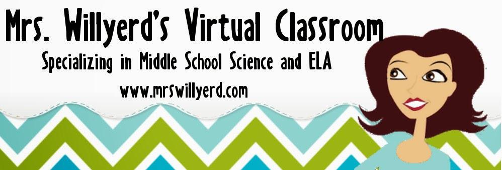 Mrs. Willyerd's Virtual Classroom