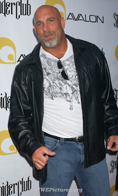 Goldberg smiling