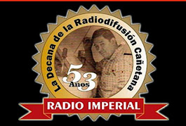 RADIO IMPERIAL,señal on line