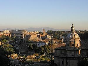 Roma Ti Amo, Roma te quiero