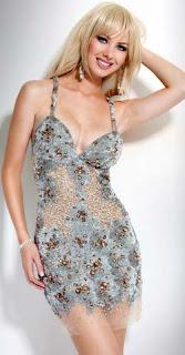 look com vestido de renda bordado - fotos e dicas