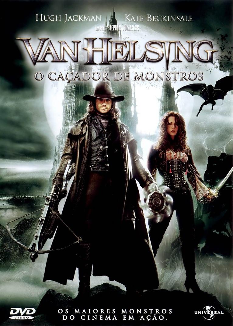 Van Helsing: O Caçador de Monstros – Dublado (2004)