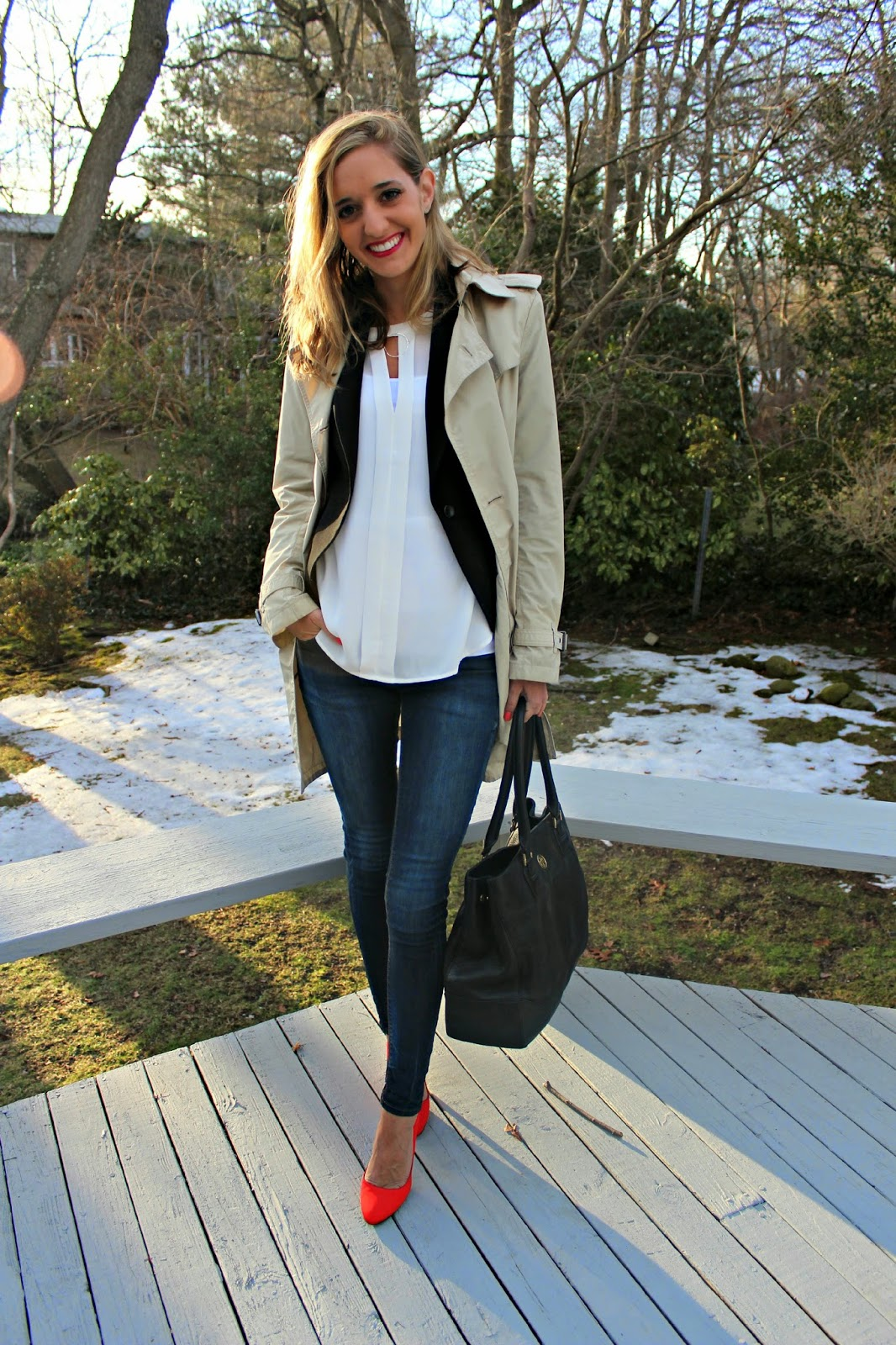 timeless casual outfit