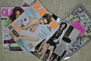 Algunas de las  revistas que no paso sin leer  todos los meses