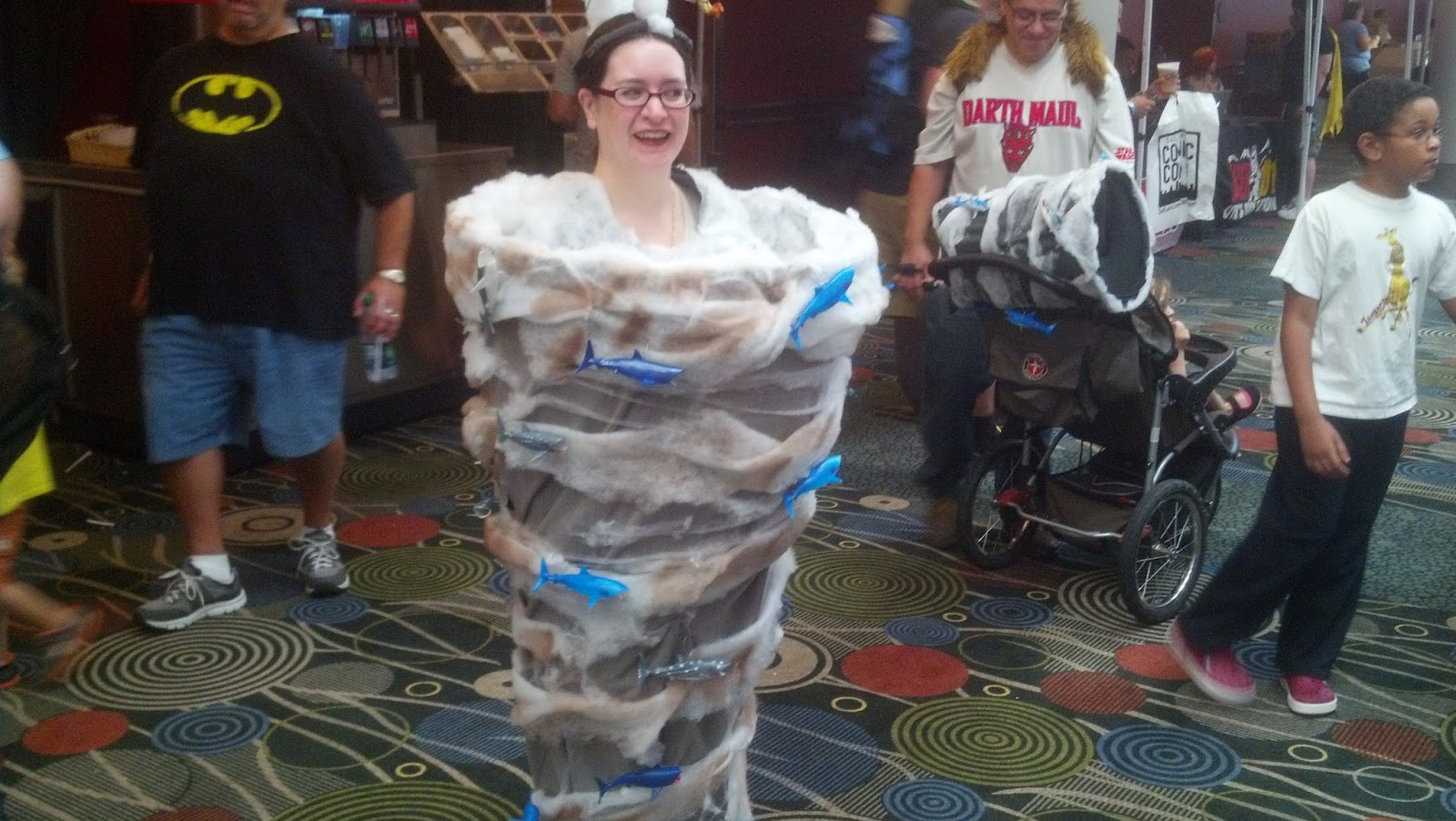 Sharknado costume - photo#27