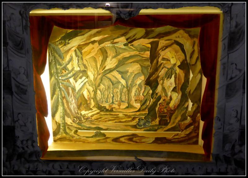 Rameau décor Versailles
