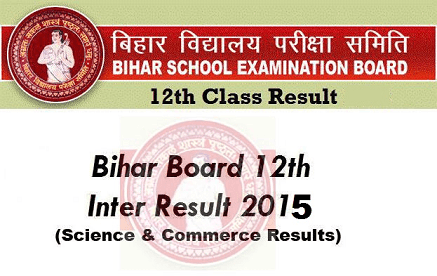 BIhar-board-intermediate-science-12th-class-results-2015