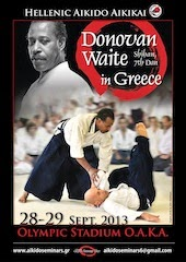 Waite Shihan in Greece