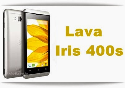 Specifications and price of Lava Iris 400s