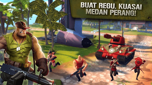 Download Blitz Brigade Apk Mod
