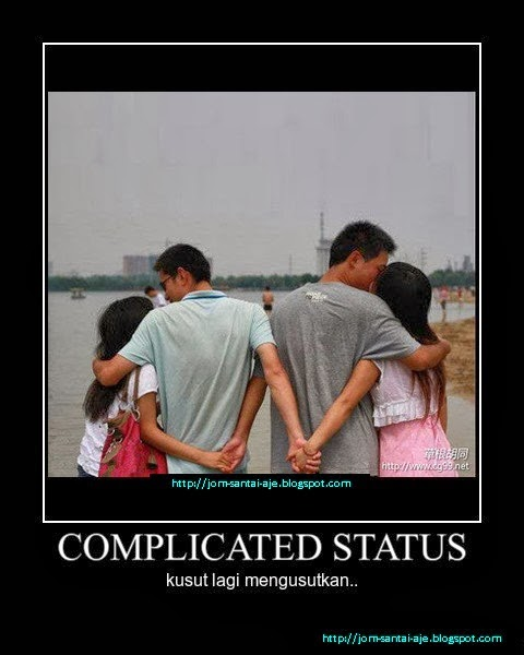COMPLICATED STATUS