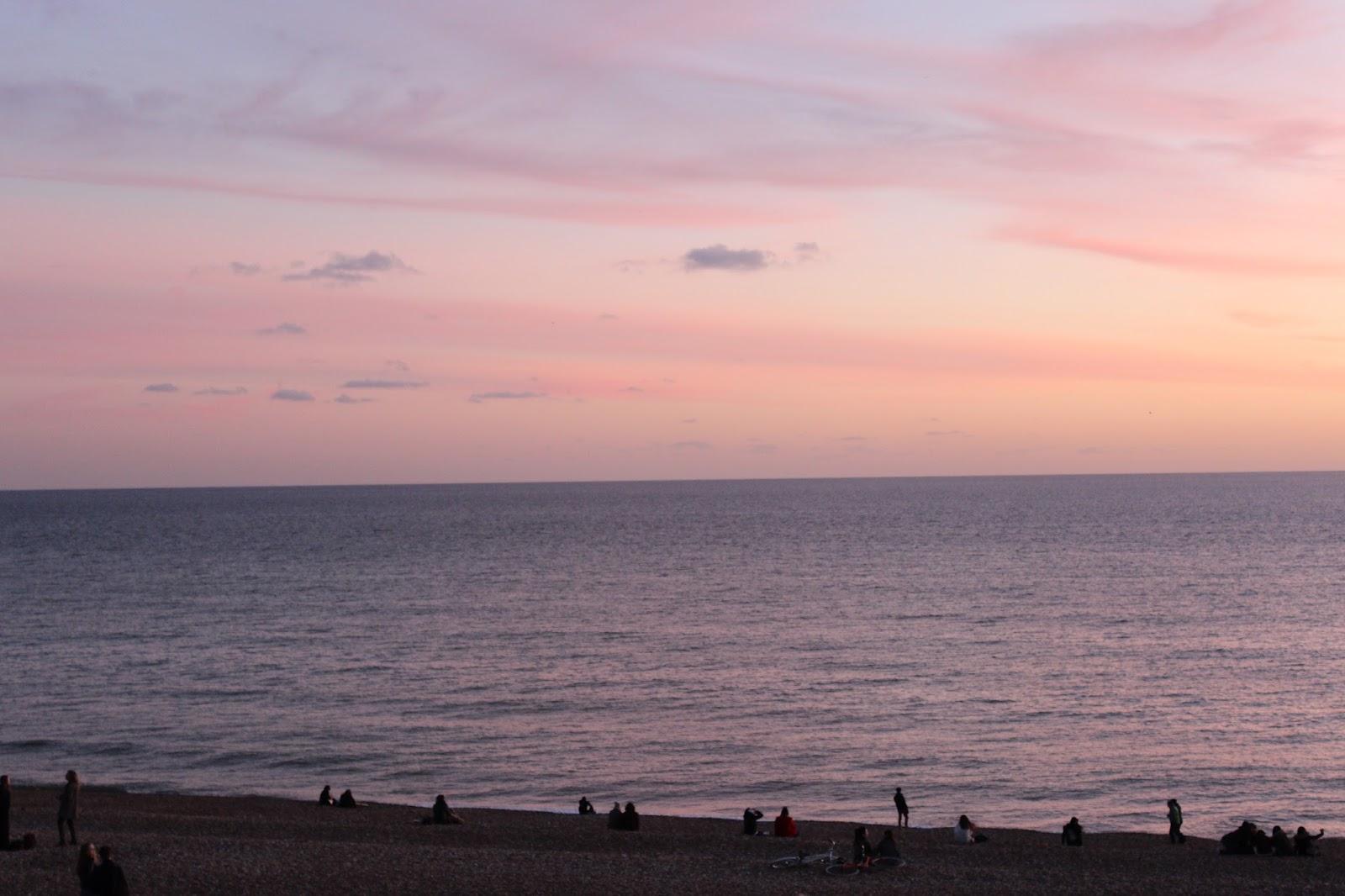 Brighton Beach Look Travel Guide City England Trip