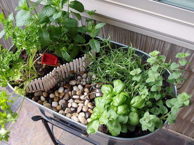 My Artistic Side Miniature Gardens