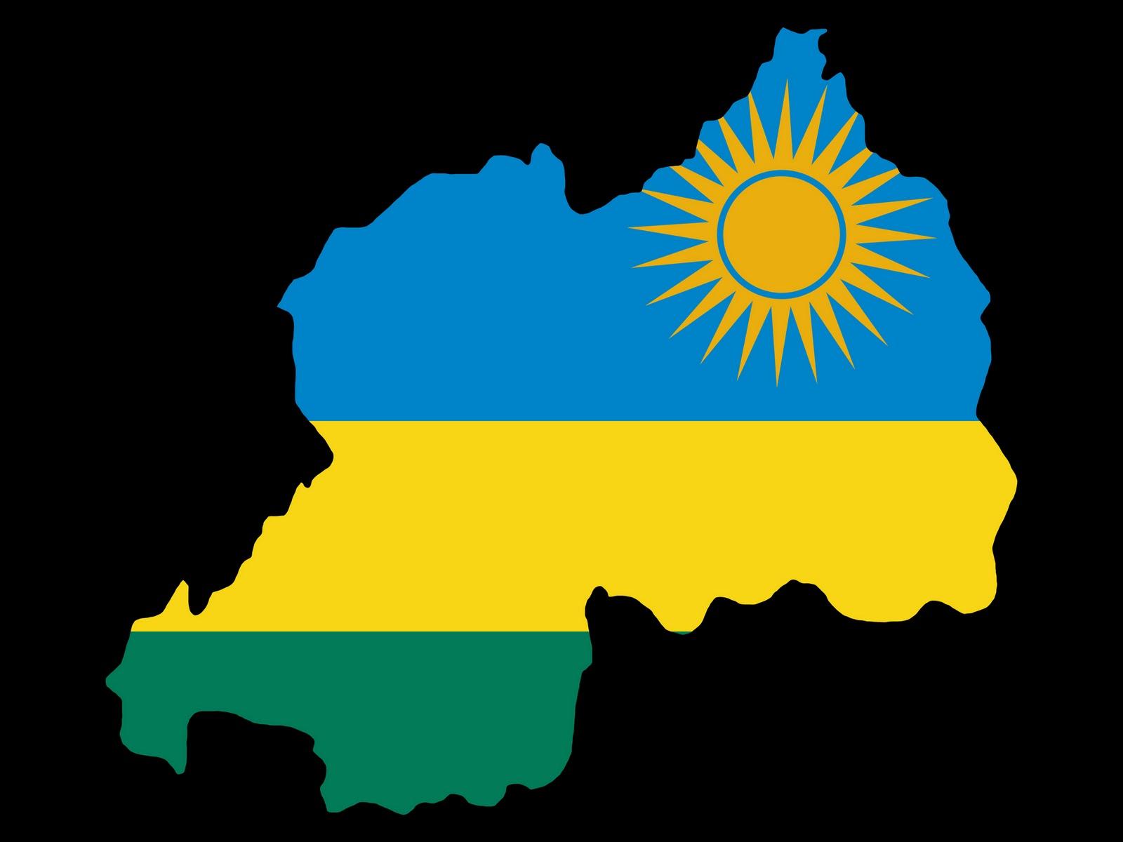 Rwanda Flag Pictures