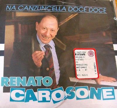 Sanremo 1989 - Renato Carosone - 'Na Canzuncella Doce Doce