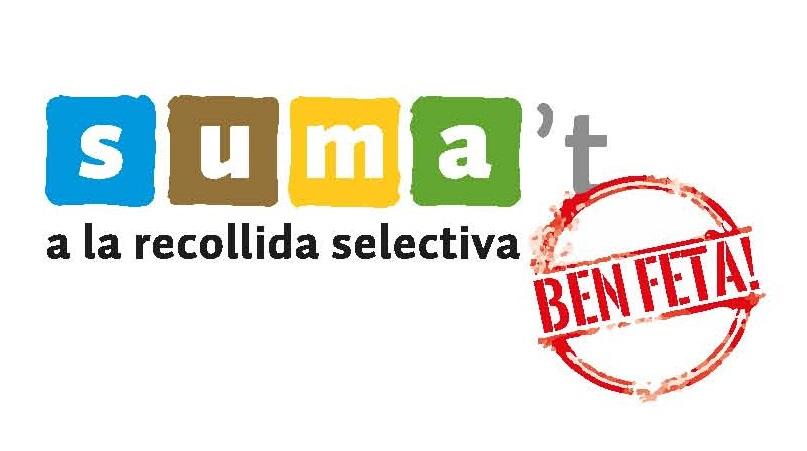 SUMA'T A LA RECOLLIDA SELECTIVA