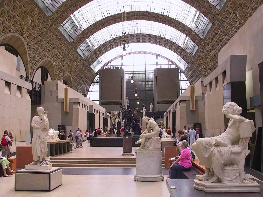 how to get to musee d orsay by metro