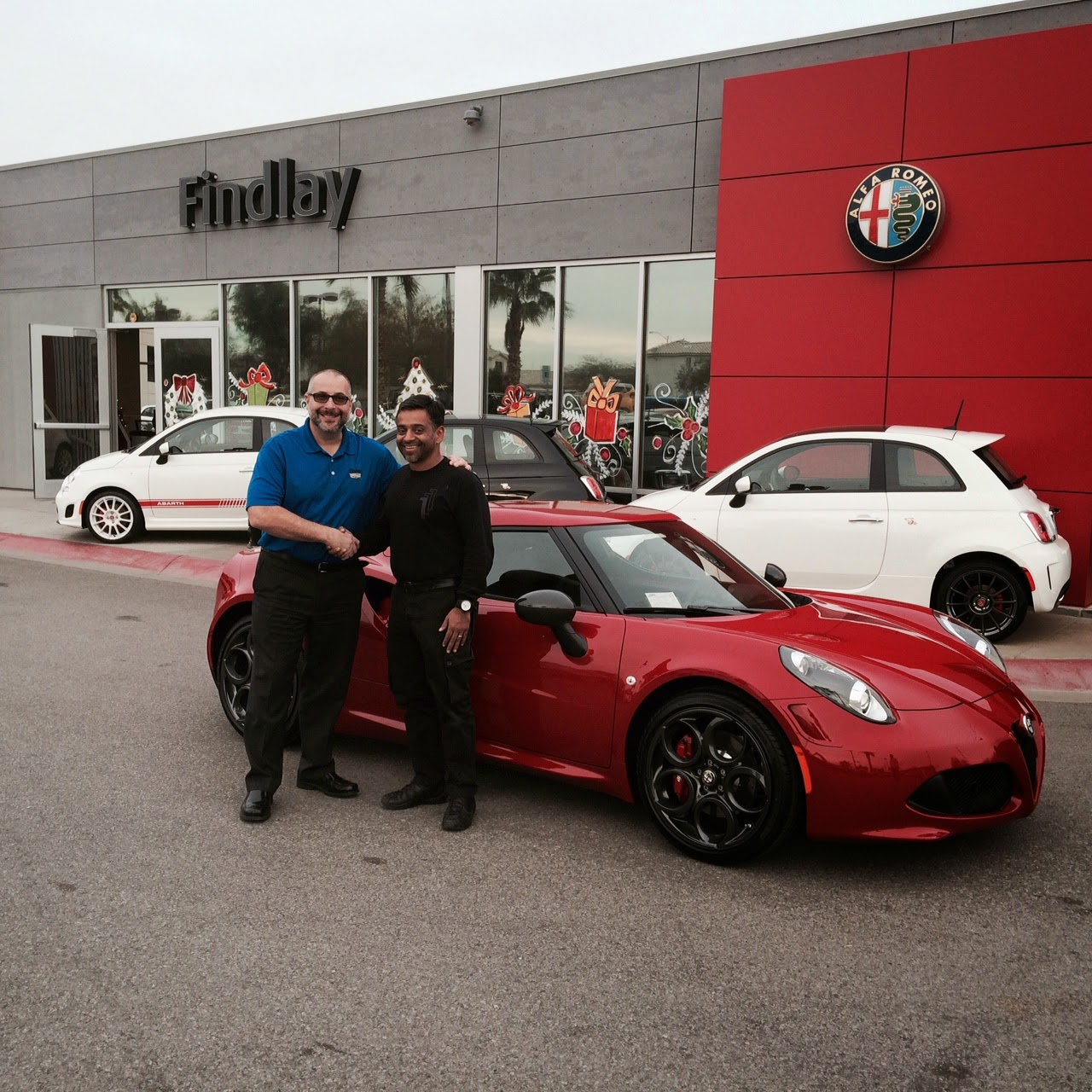 Sector111's Tasty Innovations Blog: Alfa Romeo 4C