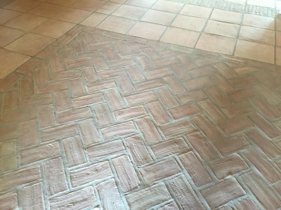 Tratamientos terracota limpieza y tratamiento de suelo de - Suelos de barro ...