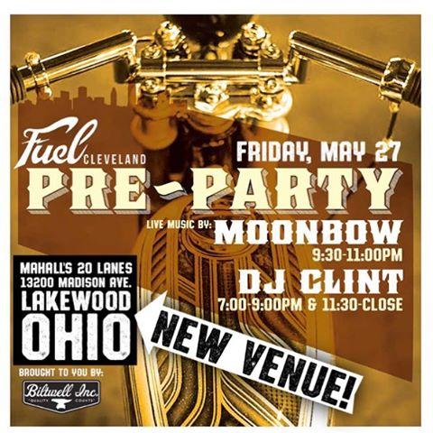 Fuel Cleveland Pre-Party