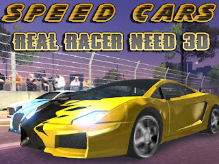 Screenshots of the Speed cars: Real racer need 3D for Android tablet, phone.