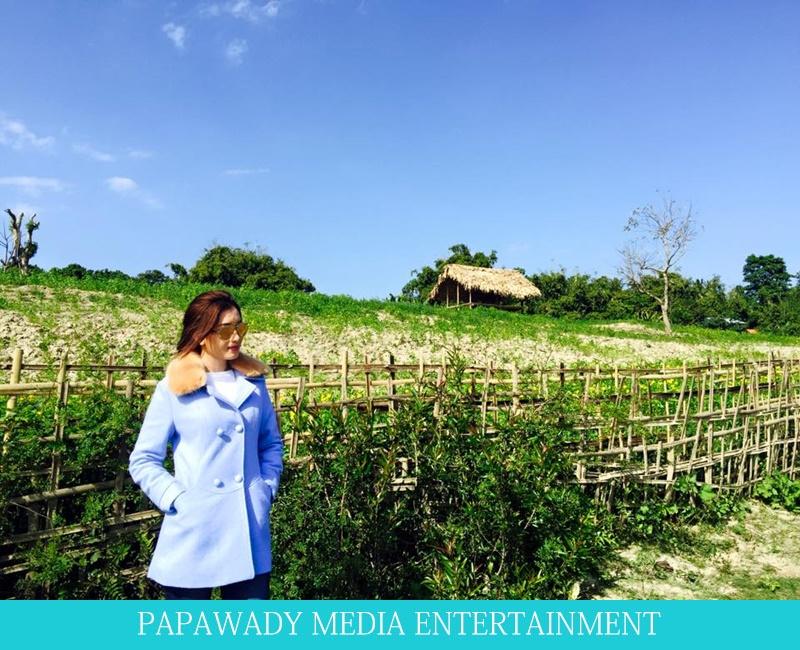 Amazing Kachin Land and Yu Thandar Tin Pictures