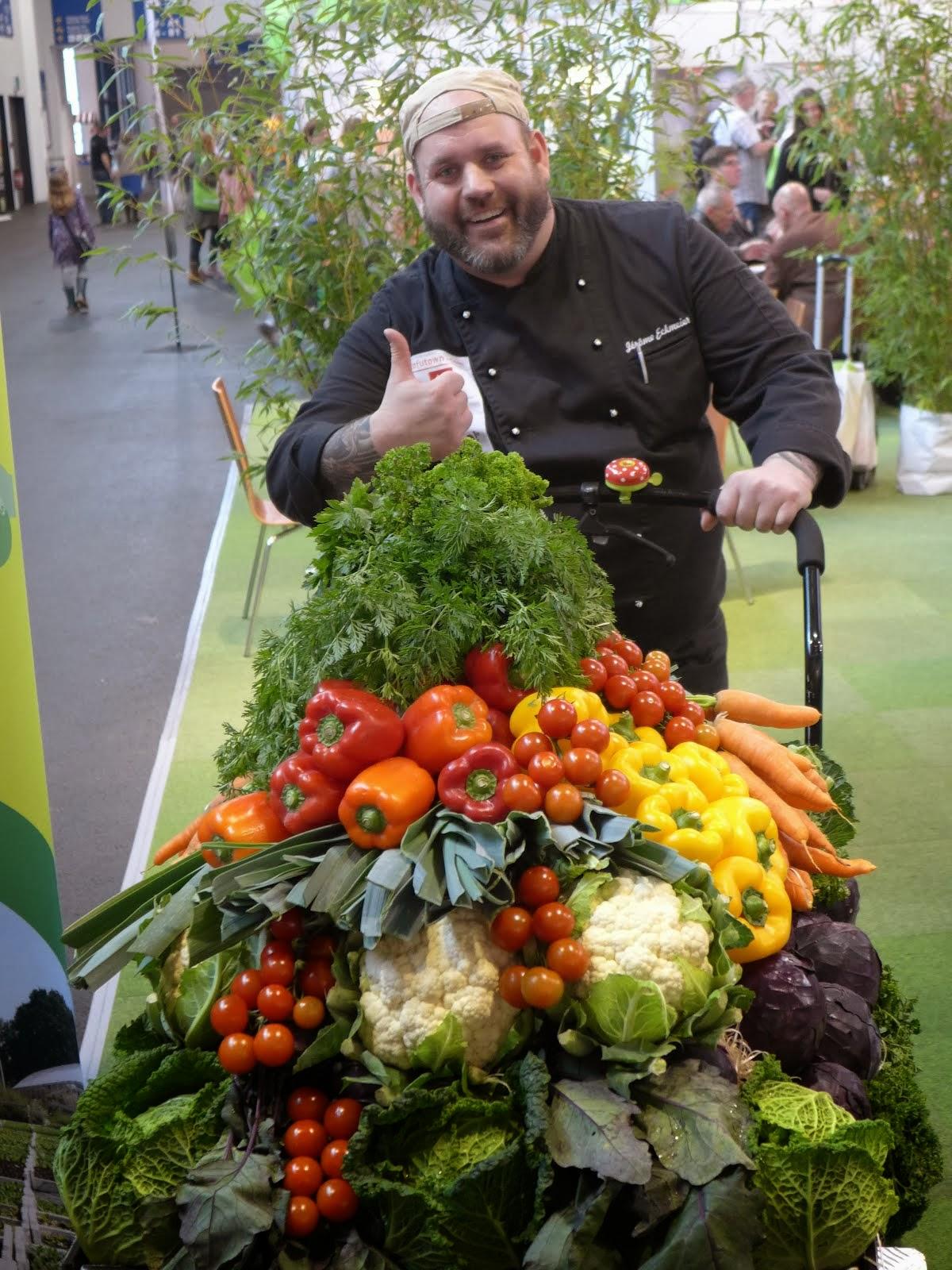 Veganer Profi Koch & staatlich geprüfter Lebensmitteltechniker