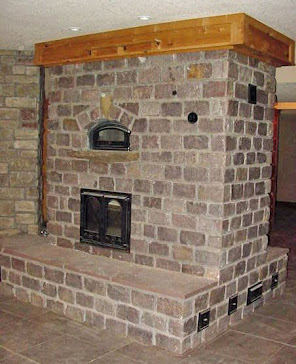 Masonry heater