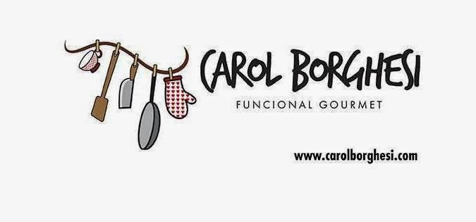 Carol Borghesi - Nutricionista Funcional Gourmet