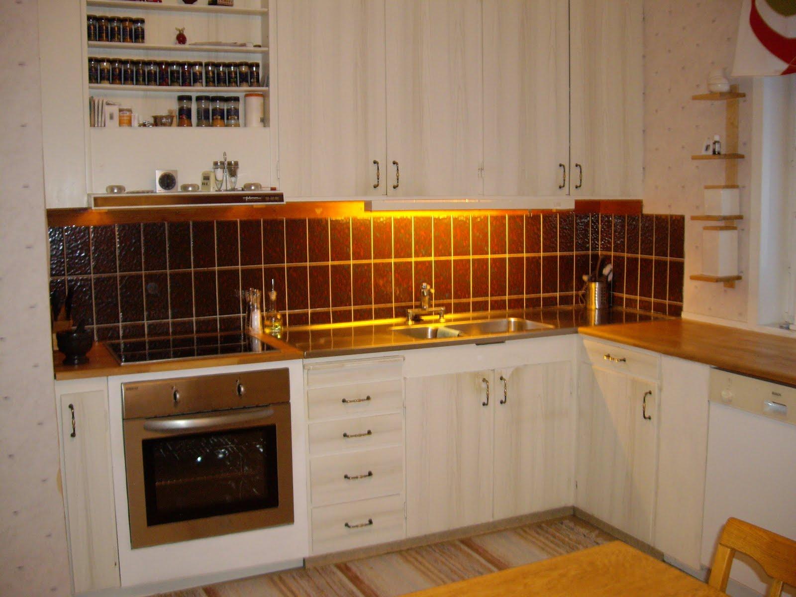 Annas hus och hem: köket före och efter