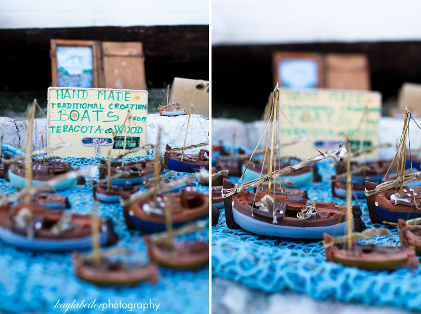 hand made boats photo