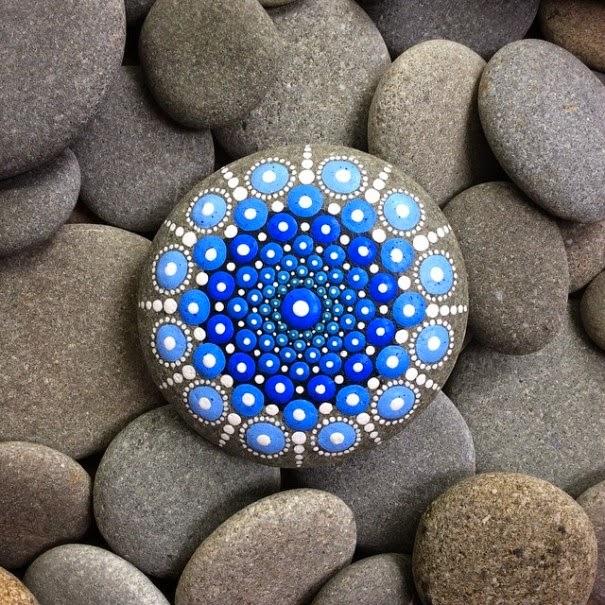 colorful ocean stones Elspeth McLean-8
