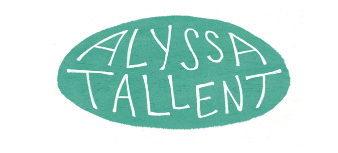 Alyssa Tallent's Art Blog