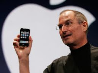 iphone, apple, steve jobs