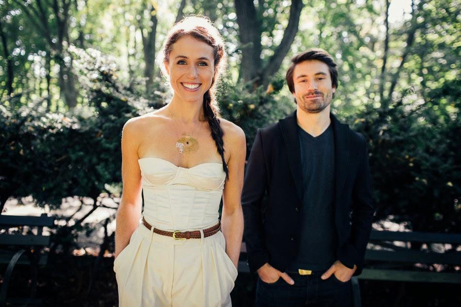 Joanna Wallfisch and Dan Tepfer
