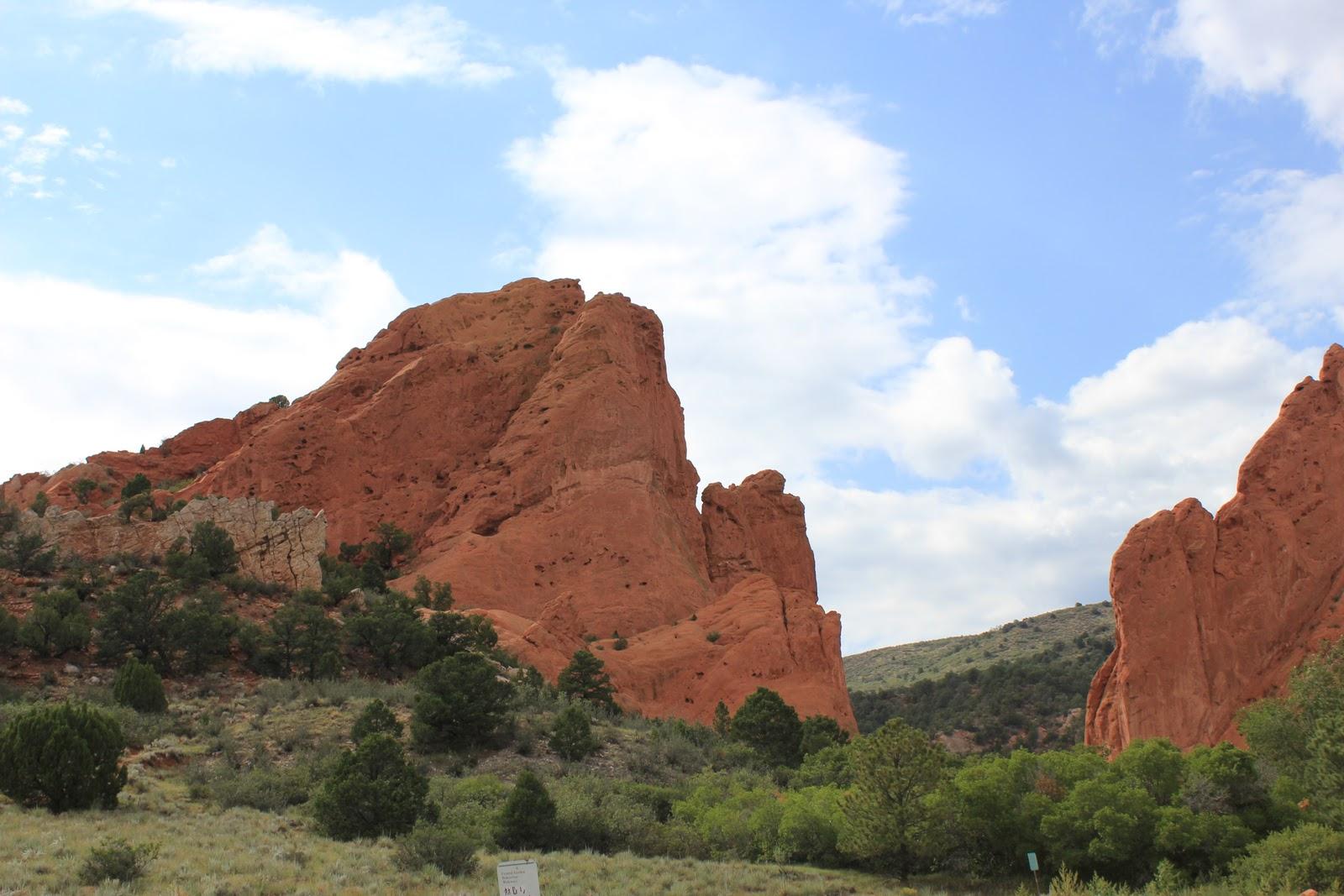 Notes From Ethel Garden Of The Gods Colorado Springs Co