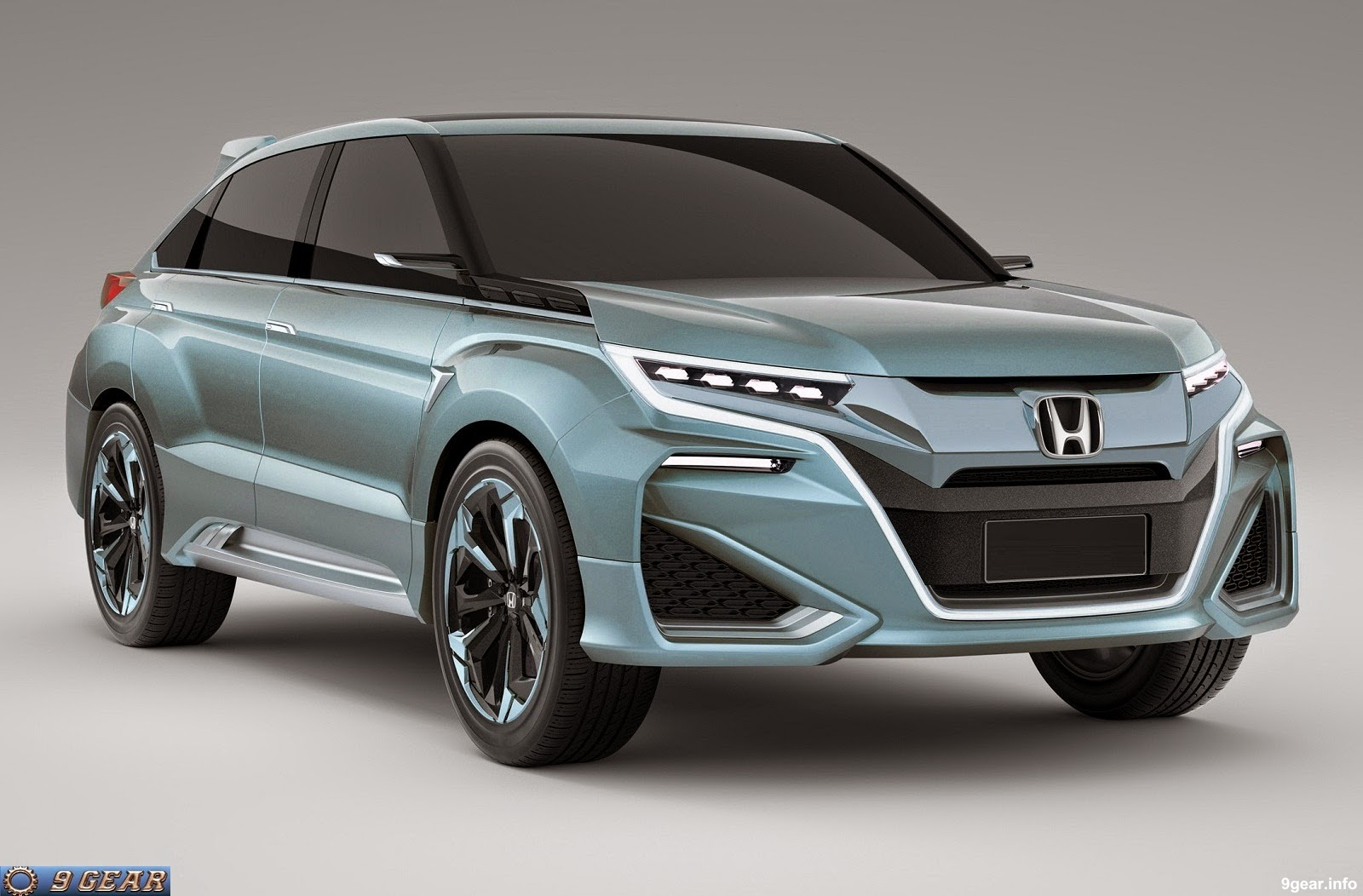 honda debuts concept d crossover at shanghai car reviews new car pictures for 2018 2019. Black Bedroom Furniture Sets. Home Design Ideas