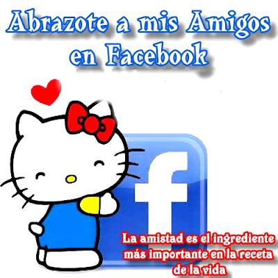 mensajes para facebook de amistad
