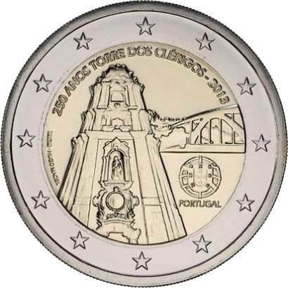 2 euro Portugal 2013