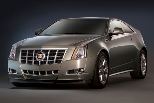 2014 Cadillac CTS Coupe Concept Redesign