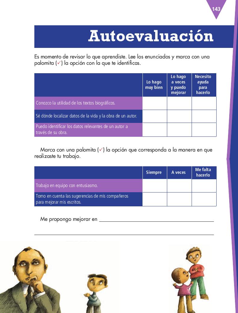 Conocer datos biográficos de un autor de la literatura infantil o juvenil - Español 3ro Bloque 5 2014-2015